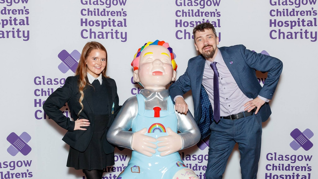Oor Wullie S Big Bucket Trail Launches In Glasgow